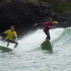 Improver Surf Lessons