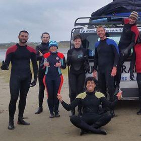 Intermediate Surf Lessons