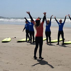 Surf Yoga Ireland